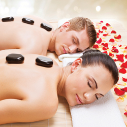 couples massage in catalina for valentines day 2018