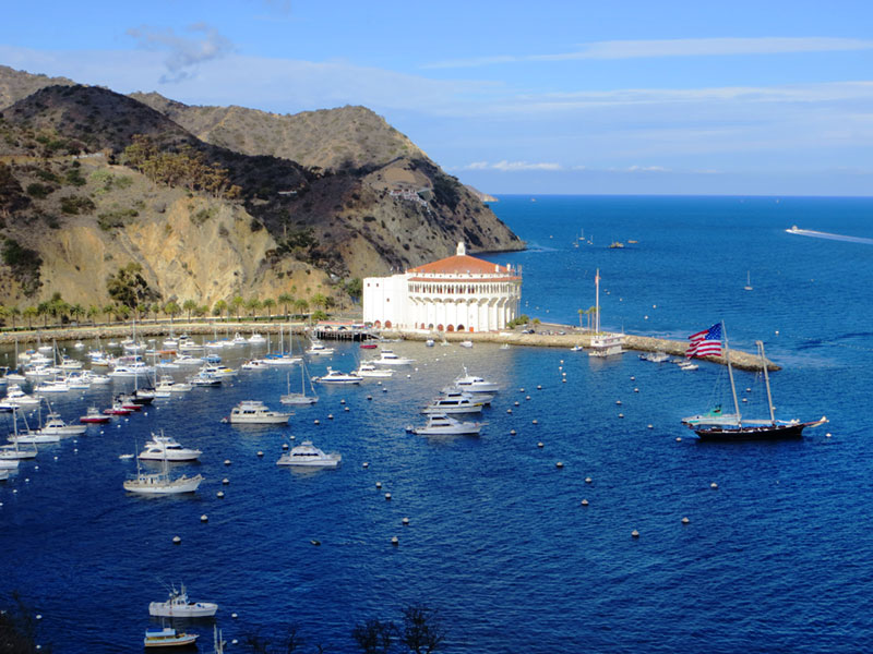 Catalina Island Massage in Avalon
