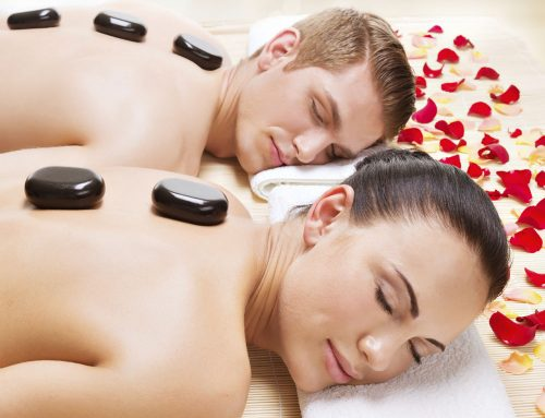 This Valentine's Day, Gift Each Other Time Together with a Couples Massage at the Catalina Island Sea Spa