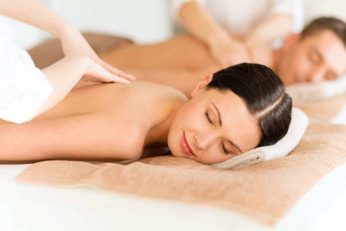 Couples Retreat Massage