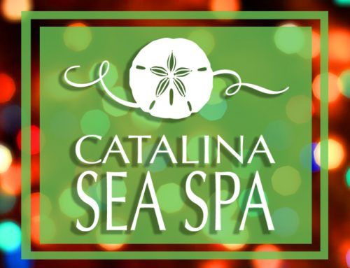 Give Yourself the Gift of a Massage this Christmas at the Catalina Island Sea Spa